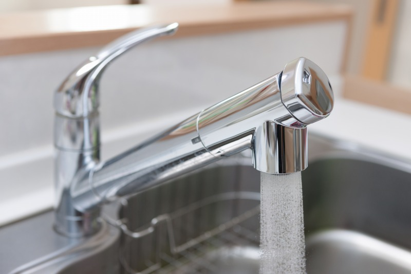 専有部内の水栓関連について