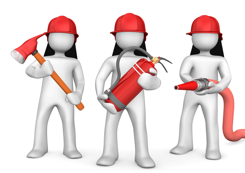 防火管理者選任と自衛消防訓練